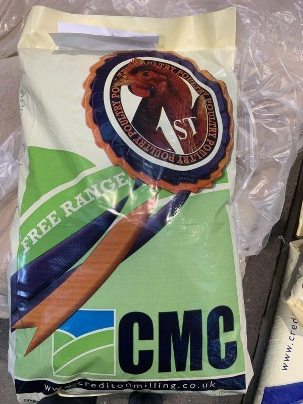 CMC Layers Pellets