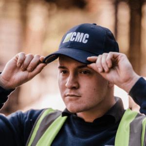 Navy Blue CMC Cap